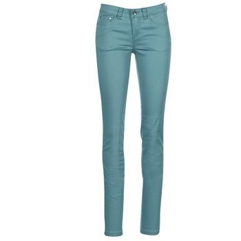 Textiel Dames 5 zakken broeken Les P'tites Bombes BEMBRELA Blauw