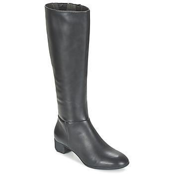 Schoenen Dames Hoge laarzen Camper BETH Zwart