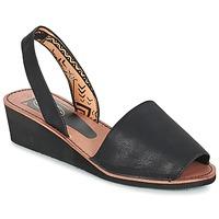 Schoenen Dames Sandalen / Open schoenen Spot on MELOPE Zwart