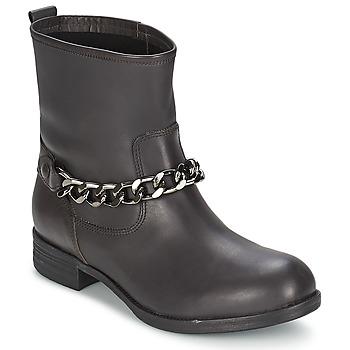 Schoenen Dames Laarzen Bocage MOANNA Grijs