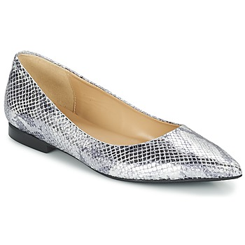Schoenen Dames Ballerina's Betty London GRACE Zilver / Slang