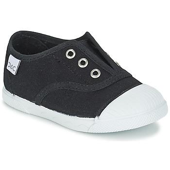 Schoenen Kinderen Lage sneakers Citrouille et Compagnie RIVIALELLE Zwart