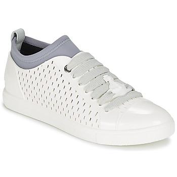 Schoenen Heren Lage sneakers Vivienne Westwood ORB ENAMELLED SNKER Wit