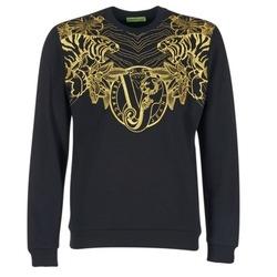 Textiel Heren Sweaters / Sweatshirts Versace Jeans B7GPB7F0 Zwart