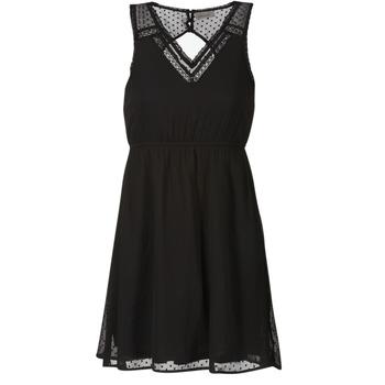 Textiel Dames Korte jurken Vero Moda BIANCA Zwart