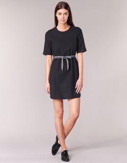Textiel Dames Korte jurken Vero Moda MILO SUKI Zwart
