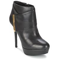 Schoenen Dames Low boots Aldo BRAREVIEL Zwart