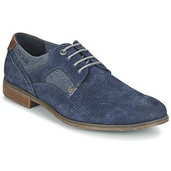 Schoenen Heren Derby Tom Tailor RAULNATE Blauw