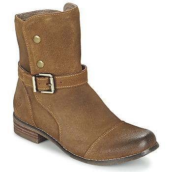 Schoenen Dames Laarzen Kdopa  Camel