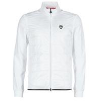 Textiel Heren Wind jackets Emporio Armani EA7 GREEN CLUB Wit