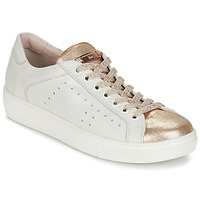 Schoenen Dames Lage sneakers Tosca Blu  Wit / Goud