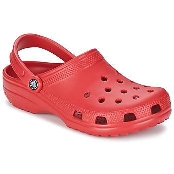Schoenen Klompen Crocs CLASSIC Rood