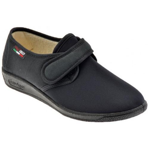 Schoenen Dames Sloffen Gaviga  Zwart