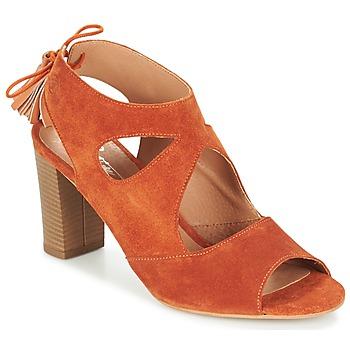 Schoenen Dames Sandalen / Open schoenen Betty London GARMER Roest