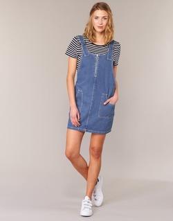 Textiel Dames Korte jurken Noisy May DEAN Blauw / Medium