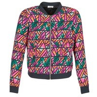 Textiel Dames Jasjes / Blazers Noisy May JUNGLE Multi