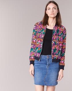 Textiel Dames Jasjes / Blazers Noisy May JUNGLE Multi