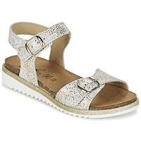 Schoenen Meisjes Sandalen / Open schoenen Citrouille et Compagnie GUAFRETTE Goud