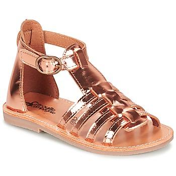 Schoenen Meisjes Sandalen / Open schoenen Citrouille et Compagnie JASMA Koper