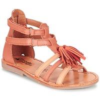 Schoenen Meisjes Sandalen / Open schoenen Citrouille et Compagnie GOFARO OranJe