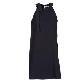 Textiel Dames Korte jurken Naf Naf LOISEL Zwart