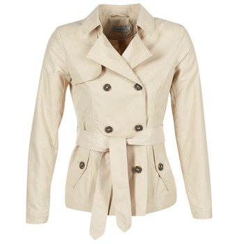 Textiel Dames Trenchcoats Only MARIA SHORT Beige