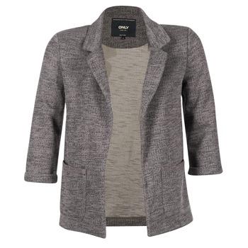 Textiel Dames Jasjes / Blazers Only CAROLINE Grijs