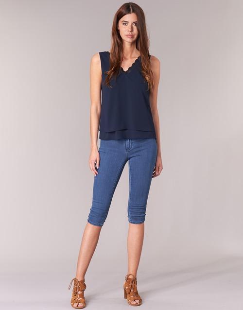 Textiel Dames Korte broeken Only RAIN KNICKERS Blauw / Medium