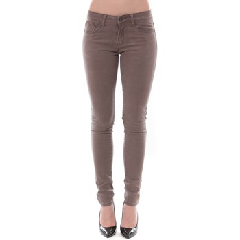 Textiel Dames Skinny jeans Dress Code Jean Remixx Beige RX803 Beige