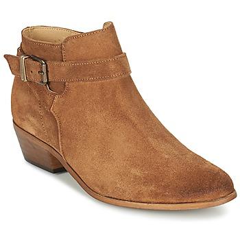 Schoenen Dames Low boots Betty London GAFFERISTI Camel