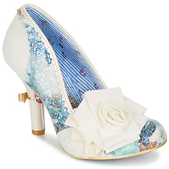 Schoenen Dames pumps Irregular Choice WASHINGTON Wit