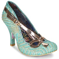 Schoenen Dames pumps Irregular Choice BUBBLES Groen / Mint