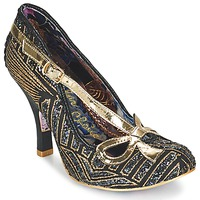 Schoenen Dames pumps Irregular Choice BUBBLES Zwart