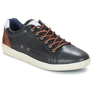 Schoenen Heren Lage sneakers Casual Attitude GIEVE Blauw