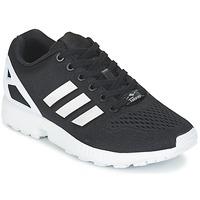 Schoenen Lage sneakers adidas Originals ZX FLUX EM Zwart