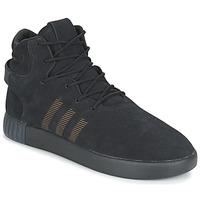Schoenen Heren Lage sneakers adidas Originals TUBULAR INVADER Zwart