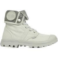 Schoenen Dames Hoge sneakers Palladium Manufacture US Baggy Grijs
