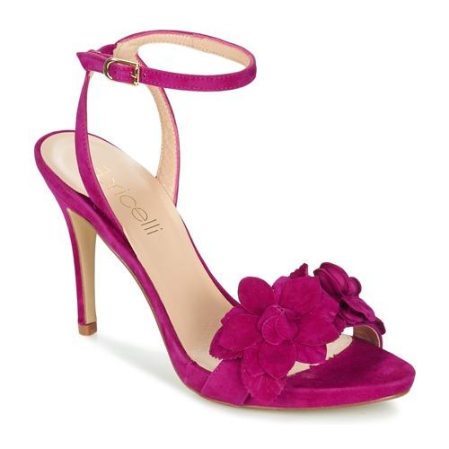 Schoenen Dames Sandalen / Open schoenen Fericelli GLAM Violet