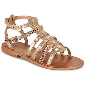 Schoenen Dames Sandalen / Open schoenen Les Tropéziennes par M Belarbi BAILLE Goud