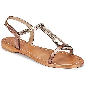 Schoenen Dames Sandalen / Open schoenen Les Tropéziennes par M Belarbi HAMAT Brons