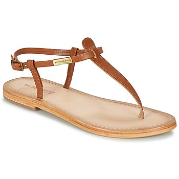 Schoenen Dames Sandalen / Open schoenen Les Tropéziennes par M Belarbi NARVIL Bruin