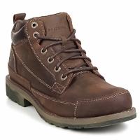 Schoenen Heren Laarzen Skechers SHOCKWAVES REGIONS Bruin