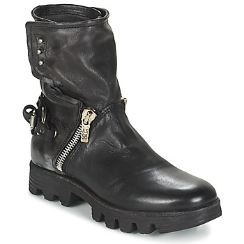 Schoenen Dames Laarzen Airstep / A.S.98 BREAK Zwart