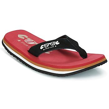 Schoenen Heren Teenslippers Cool shoe ORIGINAL Rood / Zwart