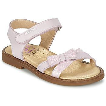 Schoenen Meisjes Sandalen / Open schoenen Pablosky SELMIE Roze