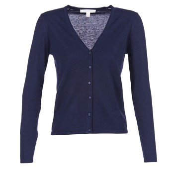 Textiel Dames Vesten / Cardigans Esprit EPILARA Marine