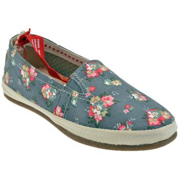 Schoenen Dames Instappers O-joo  Blauw