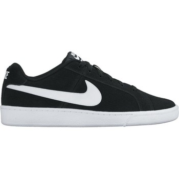 Schoenen Heren Lage sneakers Nike Men's  Court Royale Suede Shoe 819802 011 NEGRO