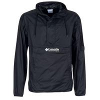 Textiel Heren Windjack Columbia CHALLENGER Zwart