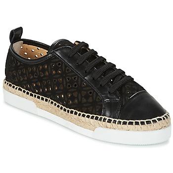 Schoenen Dames Lage sneakers Sonia Rykiel 622348 Zwart